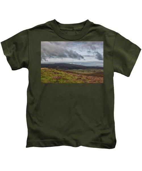 Moody Peak District Kids T-Shirt