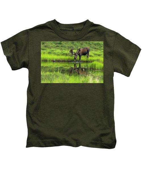 Morning Isolation Kids T-Shirt