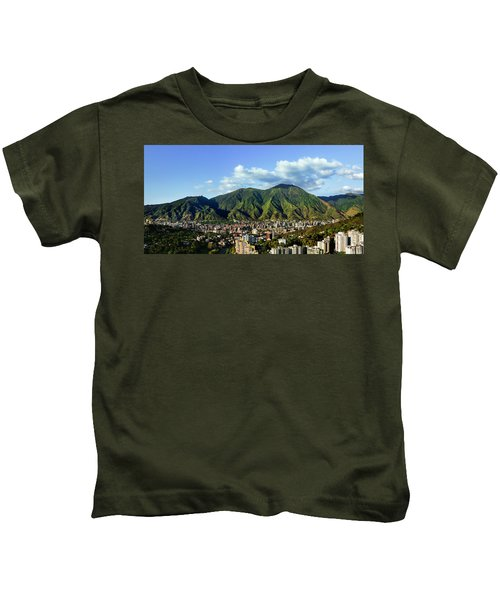 National Park Of El Avila - Caracas - Venezuela Kids T-Shirt