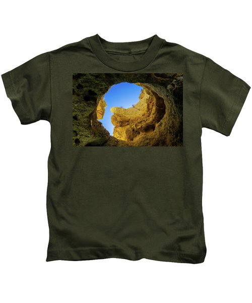 Natural Skylight Kids T-Shirt