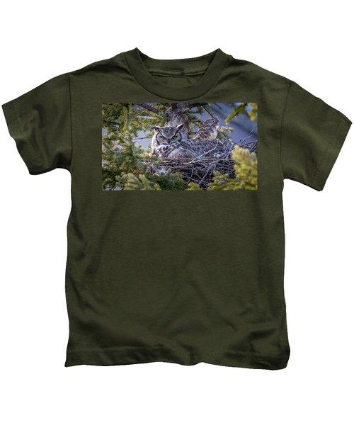 Naturally Patient  Kids T-Shirt