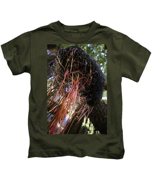 New Zealand Christmas Tree Four Kids T-Shirt