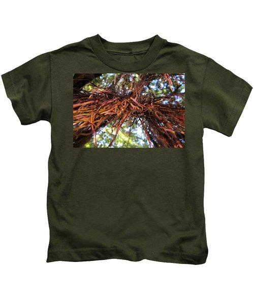 New Zealand Christmas Tree Kids T-Shirt