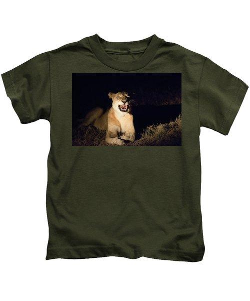 Nightmare Lioness Kids T-Shirt