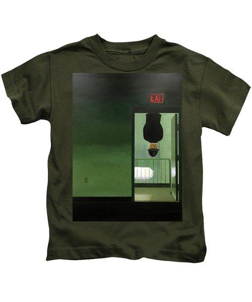 No Exit Kids T-Shirt