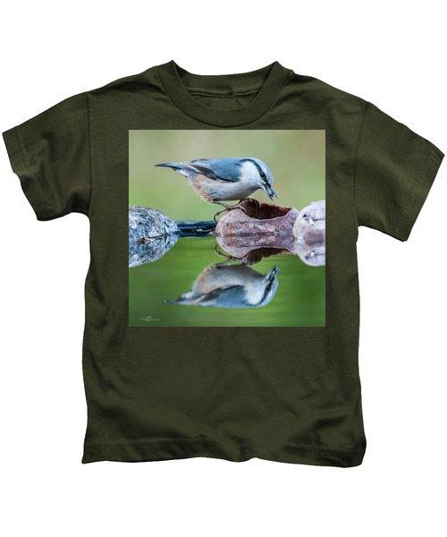 Nuthatch's Catch Kids T-Shirt
