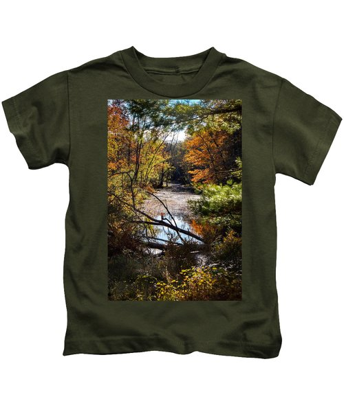 October Window Kids T-Shirt