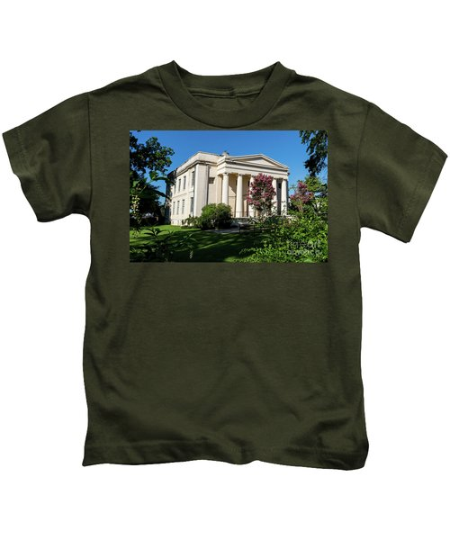 Old Medical College - Augusta Ga Kids T-Shirt