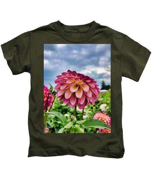 Ominous Sky Kids T-Shirt