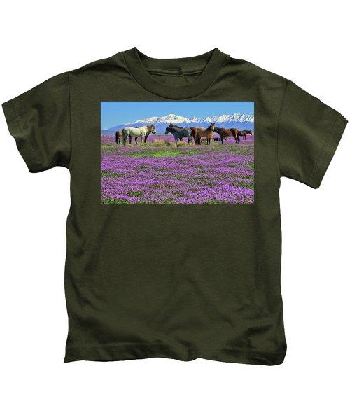 Onaqui Spring Kids T-Shirt