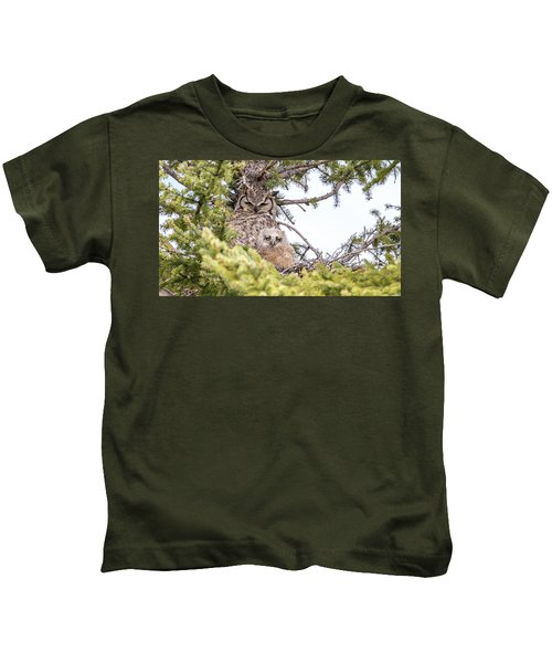 One Of Two  Kids T-Shirt