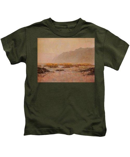 Oyster Beds Emerging Kids T-Shirt