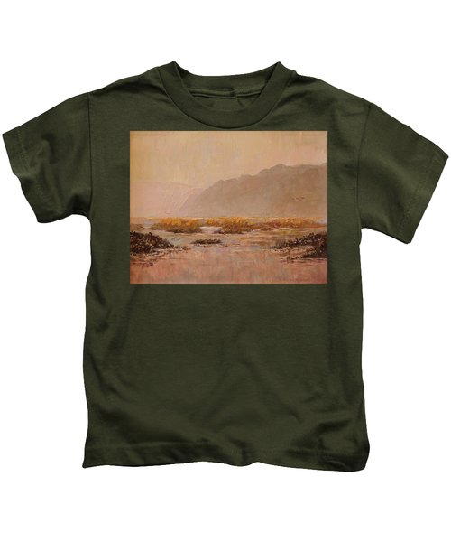 Oyster Beds Emerging Kids T-Shirt