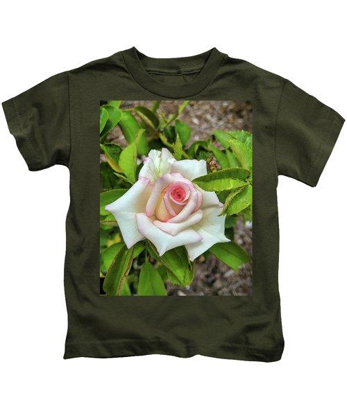 Pale Rose Kids T-Shirt