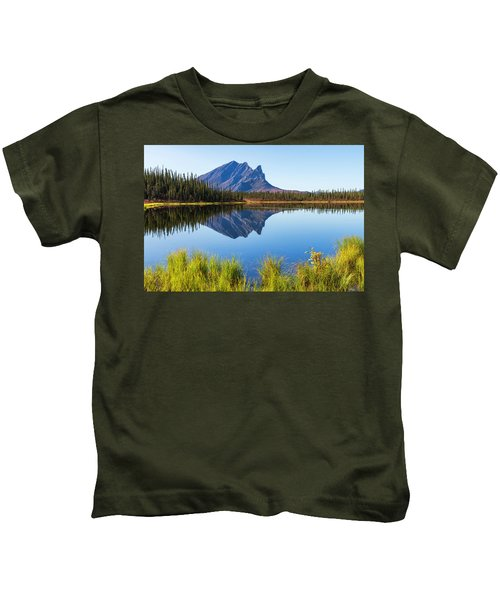 Peaceful Morning Kids T-Shirt