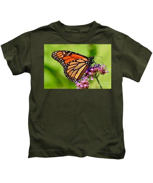 Perfect Monarch Kids T-Shirt