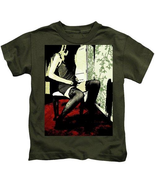 Pinstripes Kids T-Shirt