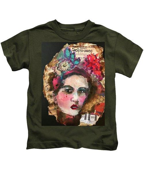 Posto Unico Kids T-Shirt