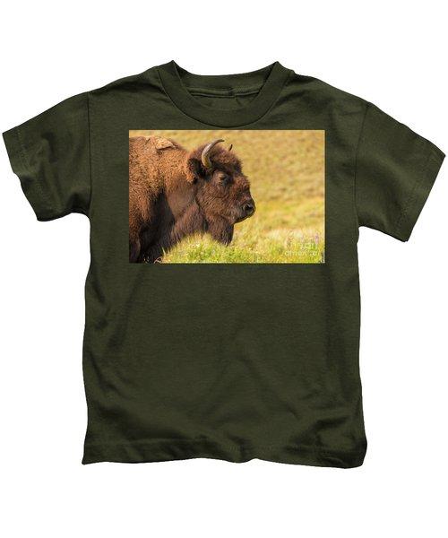 Power Head Kids T-Shirt