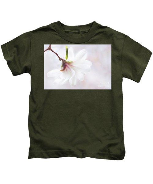Pretty In Pastel Star Magnolia Kids T-Shirt