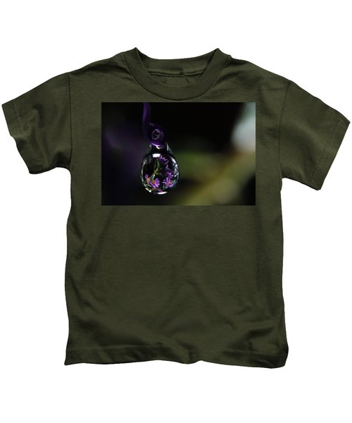 Purple Dreams Kids T-Shirt