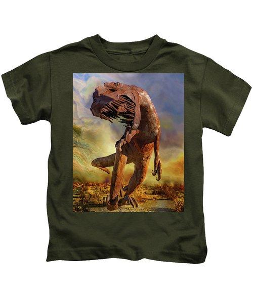 Raaawwwrrr Kids T-Shirt