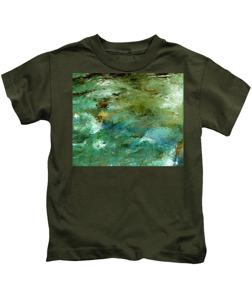 Rapidly Passing Kids T-Shirt