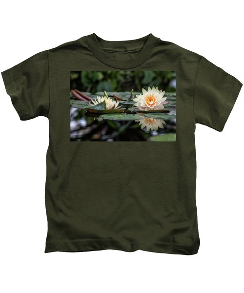 Delicate Reflections Kids T-Shirt