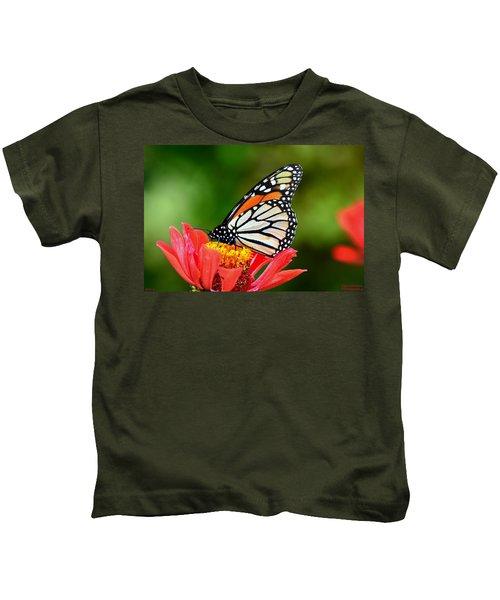 Remembrance Sweet Angel Boy  Kids T-Shirt