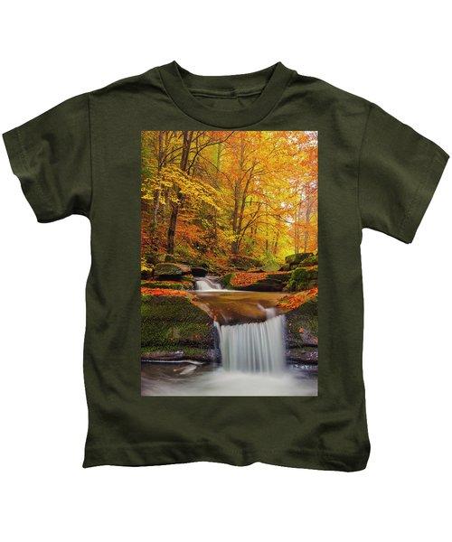 River Rapid Kids T-Shirt