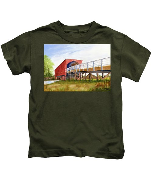 Roseman Bridge Kids T-Shirt