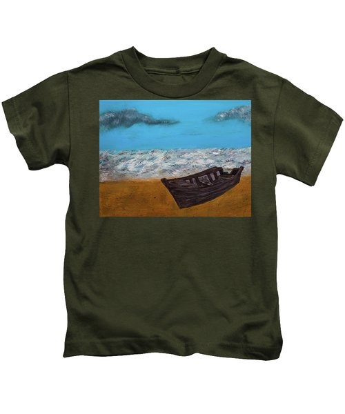Row Your Boat Kids T-Shirt