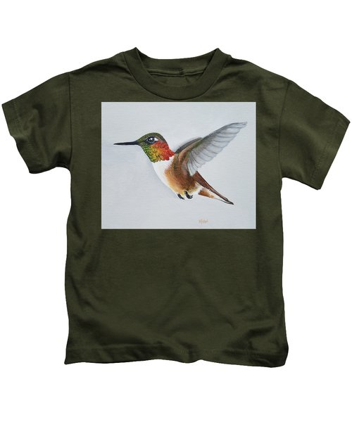 Rufous Kids T-Shirt