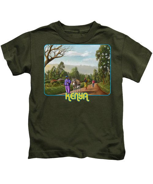 Rural Life Kids T-Shirt