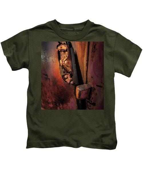 Rusty Hinge Kids T-Shirt
