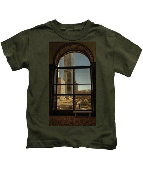 Sculpted View Kids T-Shirt