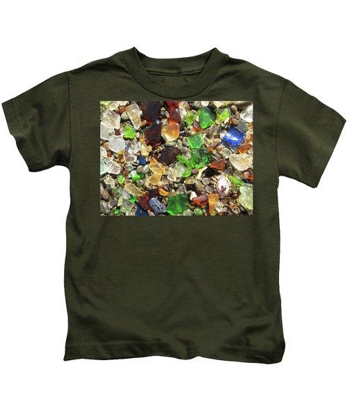 Sea Glass Kids T-Shirt