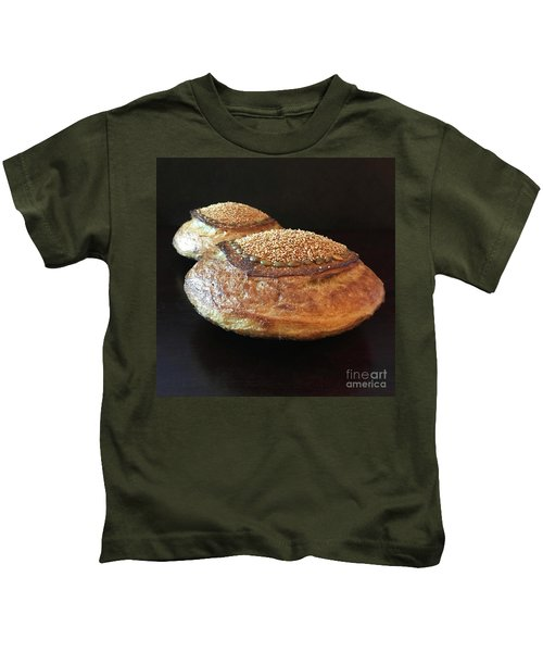 Seeded White And Rye Sourdough 2 Kids T-Shirt