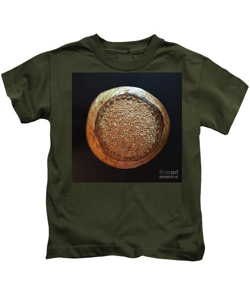 Seeded White And Rye Sourdough Kids T-Shirt