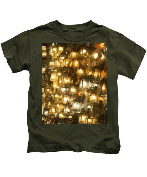 Shopping For Lighting Kids T-Shirt
