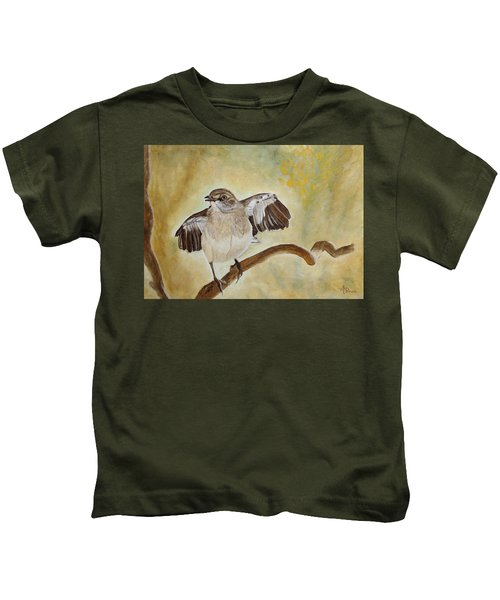Showing Off Kids T-Shirt