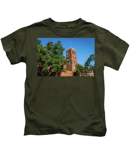 Sibley Mill Augusta Ga Kids T-Shirt