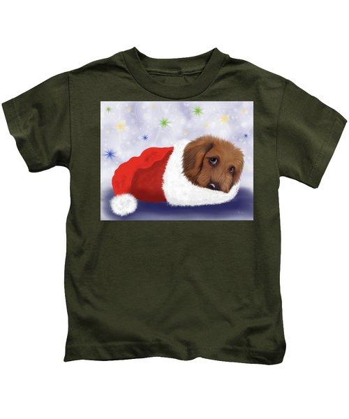 Snuggle Puppy Kids T-Shirt