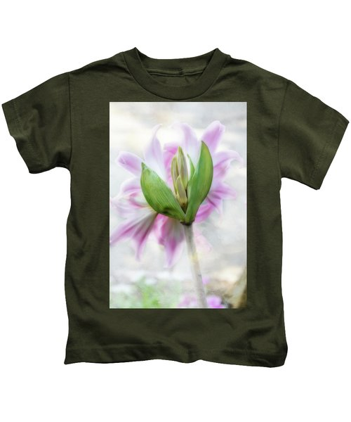 Soft, Back Beauty Kids T-Shirt