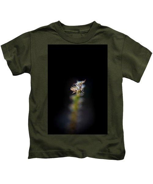 Somewhere In The Garden Kids T-Shirt