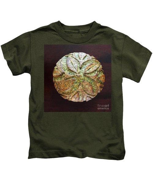 Spicy Spinach Sourdough Kids T-Shirt