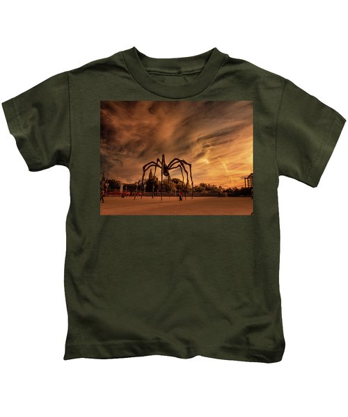 Spider Maman - Ottawa Kids T-Shirt