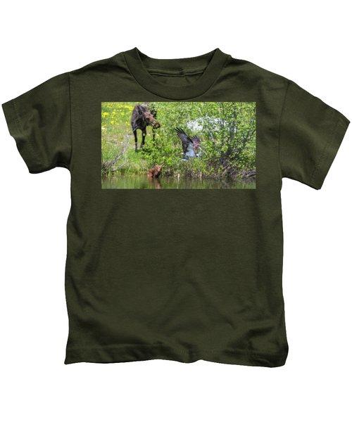 Spring Deliveries  Kids T-Shirt