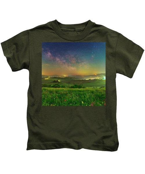 Spring Memories Kids T-Shirt