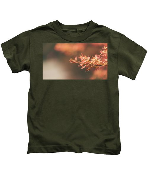 Spring Or Fall Kids T-Shirt